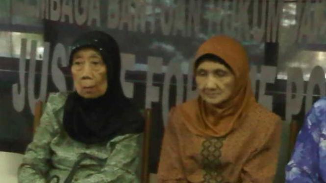 Dua janda pahlawan, Soertarti Soekarno dan Rusmini