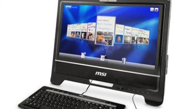 PC desktop All in One dari MSI