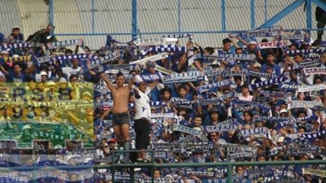 Suporter Persib Bandung