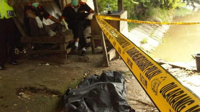 Korban mutilasi di Kalimalang