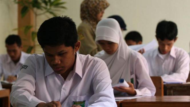 UN Siswa SMP