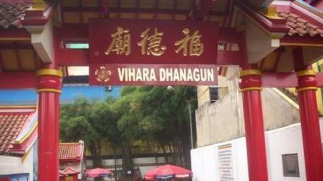 Vihara Dhanagun (Ayatullah Humaeni | Bogor)