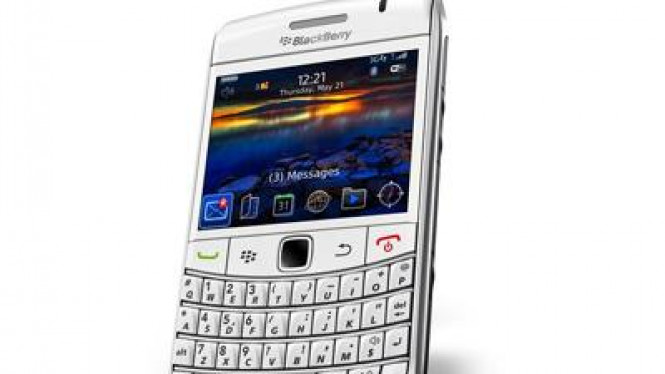 BlackBerry Onyx Putih