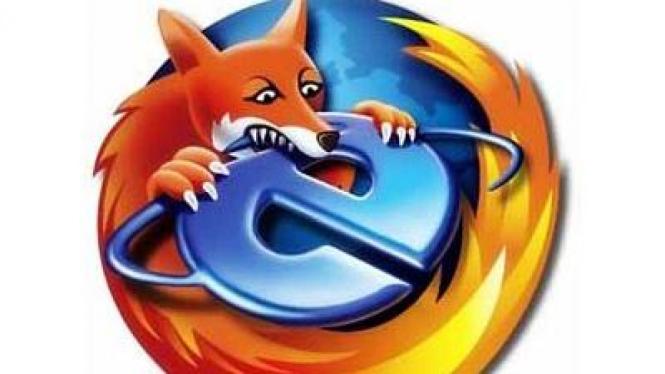 Mozilla Firefox vs Microsoft Internet Explorer