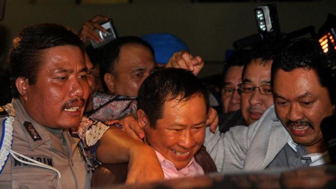 Susno Duadji Dibebaskan