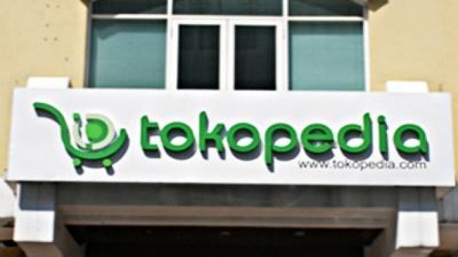 Kantor lama Tokopedia yang terletak di sebelah kantor mereka saat ini
