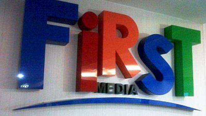 First Media.