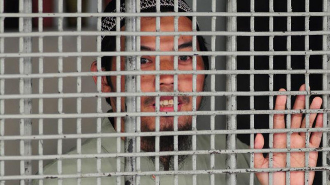 Saifudin Zuhri Divonis 8 Tahun Penjara