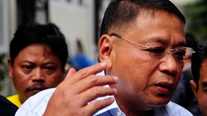 Haryanto Badjuri Penuhi Panggilan Komnas HAM