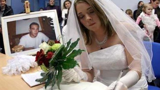 Magali menikah dengan almarhum George