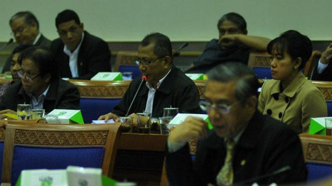 Rapat Dengar Pendapat (RDP) Komisi III Dengan Polri