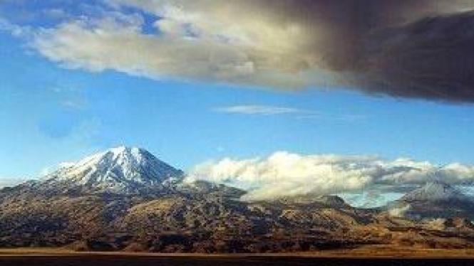 Gunung Ararat, lokasi penemuan perahu Nabi Nuh.