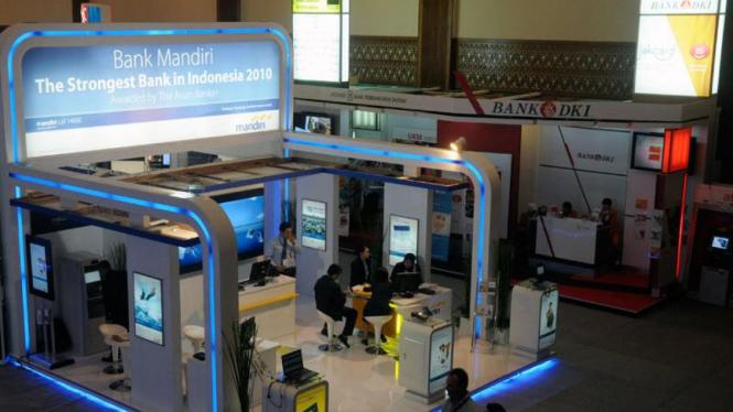 Pameran Perbankan Apconex 2010