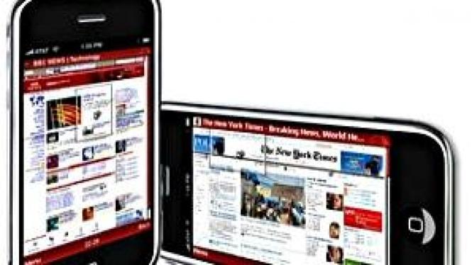 Opera Mini untuk iPhone