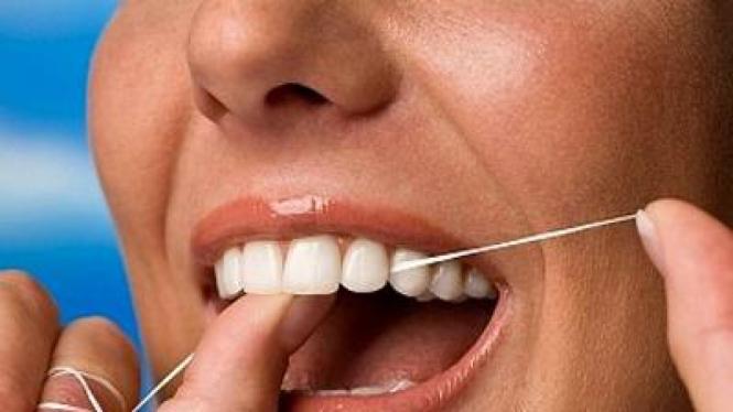 Cara Mudah Membuat Gigi Putih Alami Viva