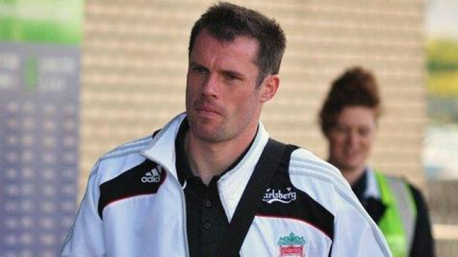 Jamie Carragher, legenda Liverpool.