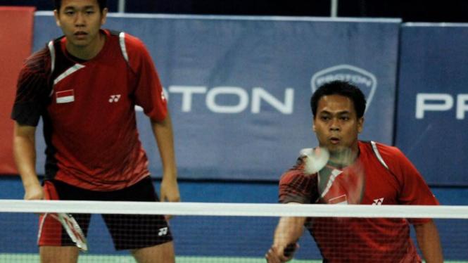 Piala Thomas: Markis Kido&Hendra Setiawan