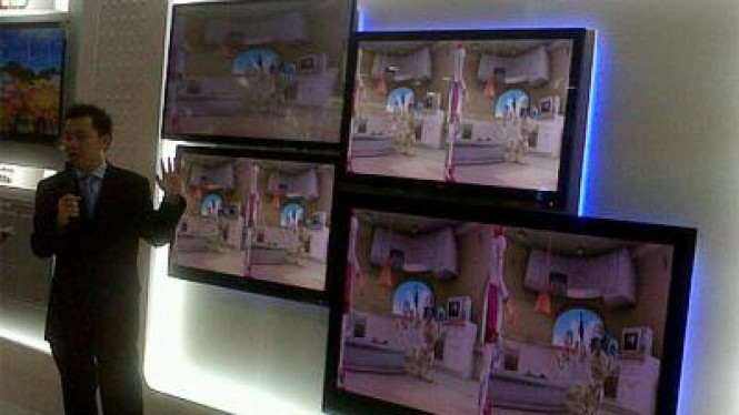TV Full LED 3D LG