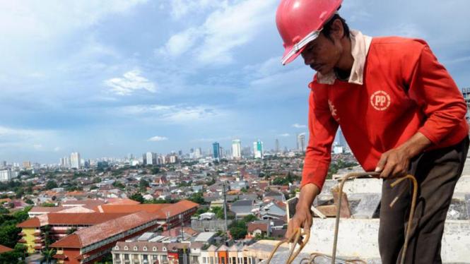 Pertumbuhan Ekonomi Indonesia : Pembangunan Rusun