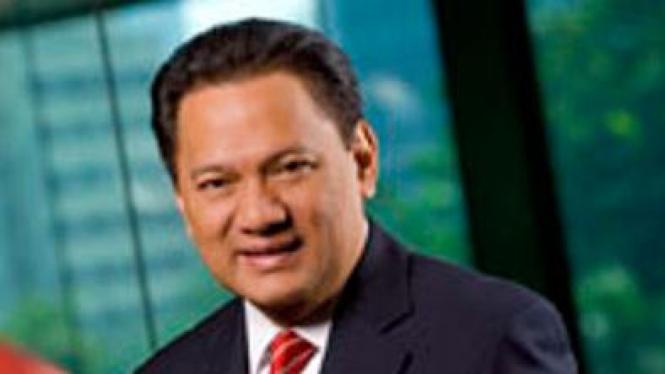 Agus Martowardojo, Dirut Bank Mandiri