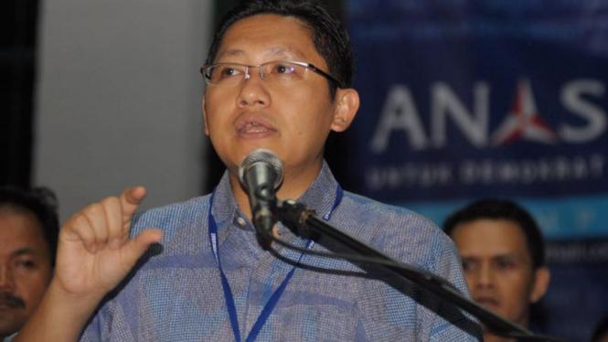 Bursa Ketua Umum Demokrat : Anas Urbaningrum