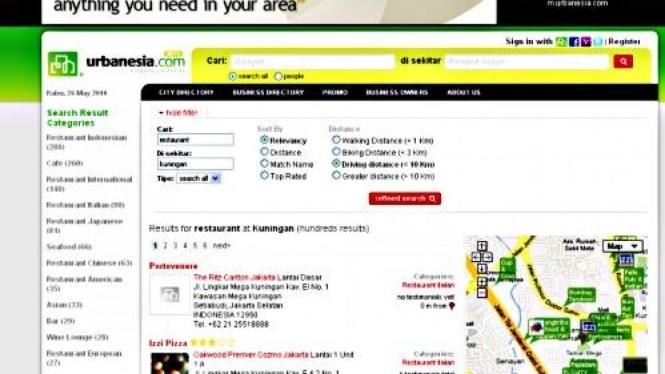 Urbanesia.com