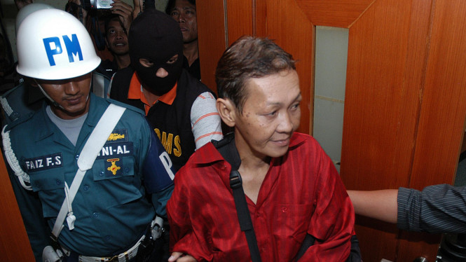 Tersangka sindikat pengedar sabu dari Malaysia