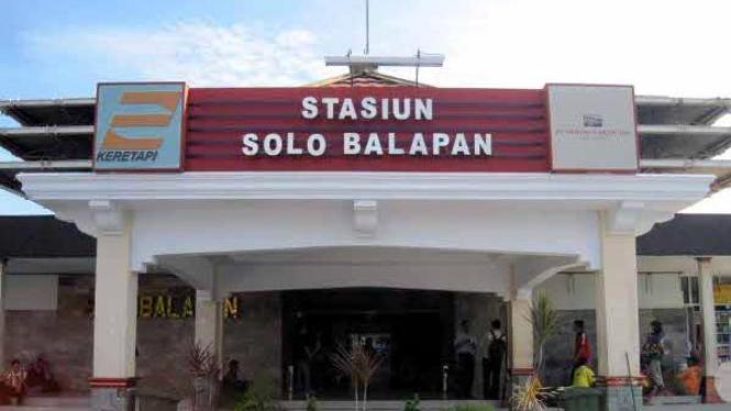 Stasiun Balapan Solo