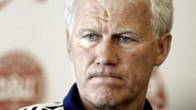 Morten Olsen, pelatih Denmark