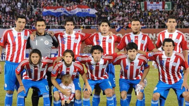 Timnas Paraguay