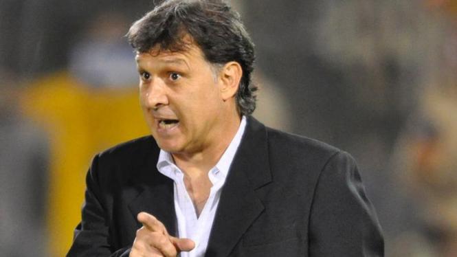 Pelatih Timnas Paraguay, Gerardo Martino