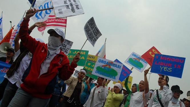 Aksi Solidaritas PRT