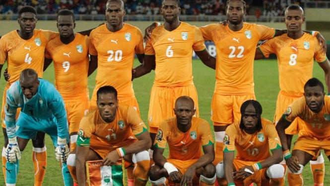Timnas Pantai Gading