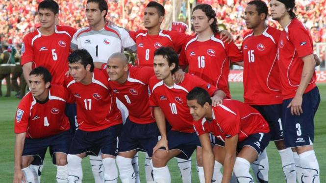 Timnas Chile