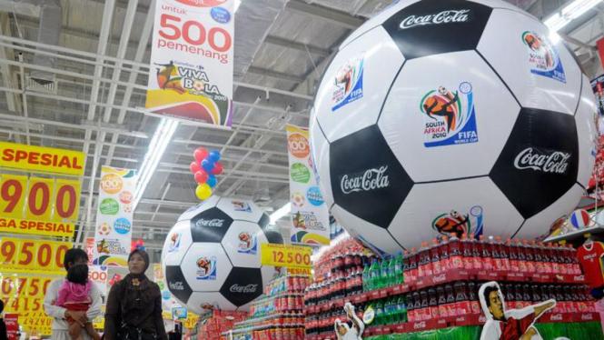 Bola Raksasa Piala Dunia