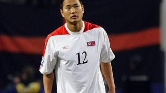 Jong Tae-Se, pemain Korea Utara di Piala Dunia 2010