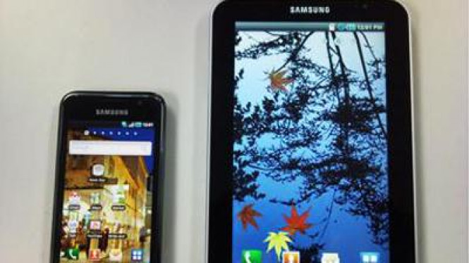 PC tablet Samsung, Galaxy Tab