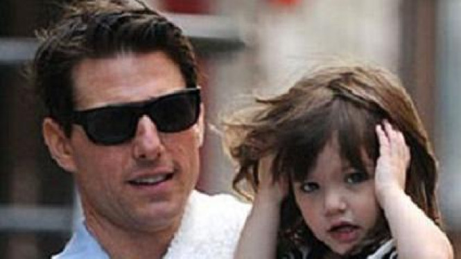 Tom dan Suri Cruise