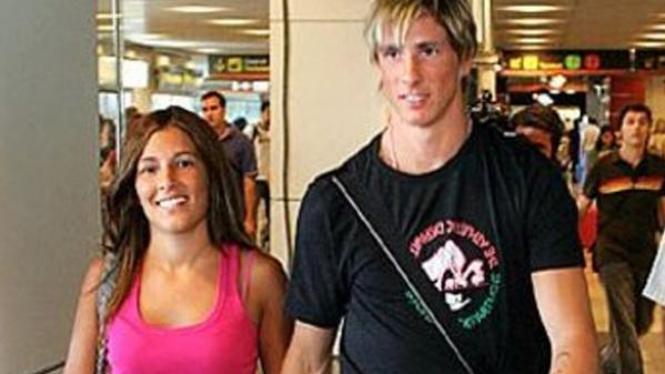 Olalla Dominguez Liste dan Fernando Torres