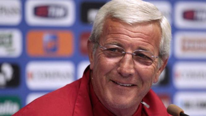 Pelatih Timnas Italia, Marcello Lippi