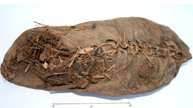 Sepatu kulit tertua di dunia