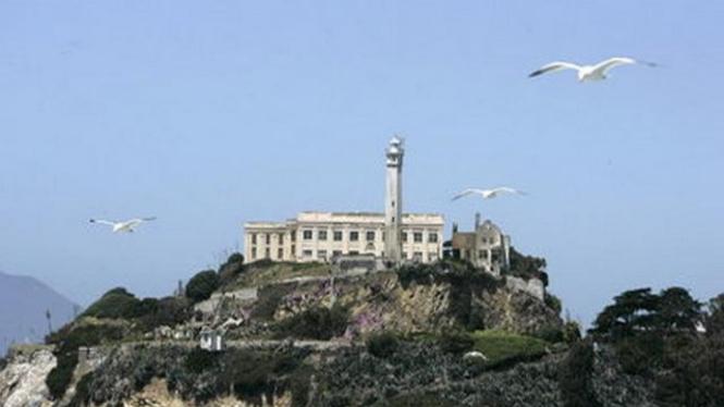 Pulau penjara Alcatraz