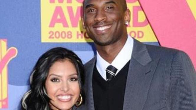 Kobe Bryant's Wife Vanessa
