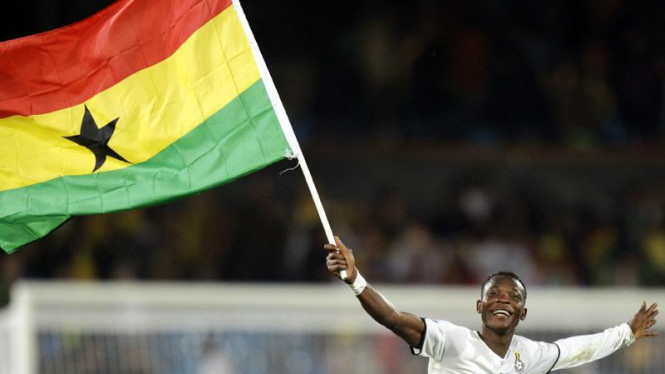 Pemian Ghana John Pantsil