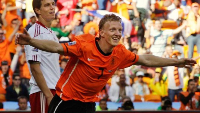 Pemain Belanda: Dirk Kuyt