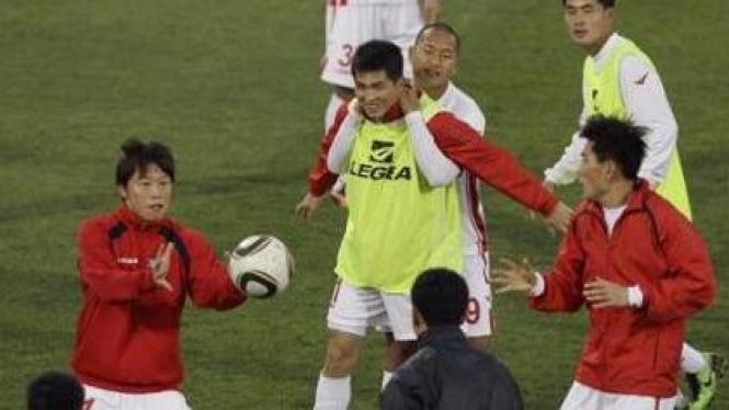 Pemain Korea Utara