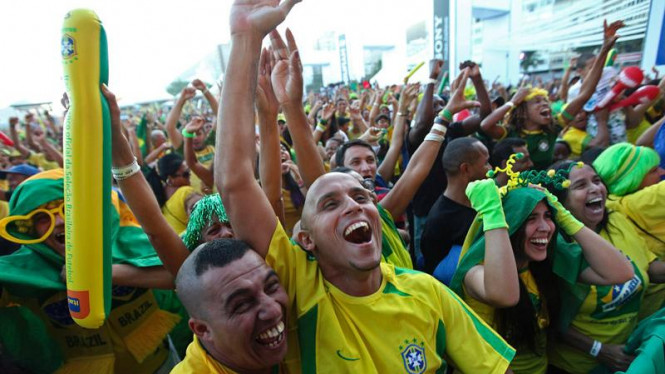 Suporter Brasil.