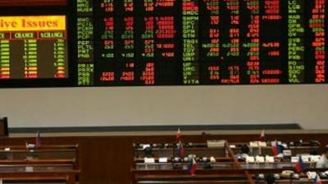 Bursa saham Filipina