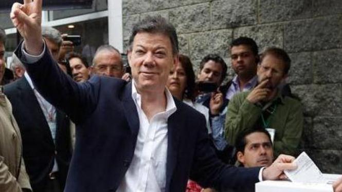 Presiden Kolombia, Juan Manuel Santos