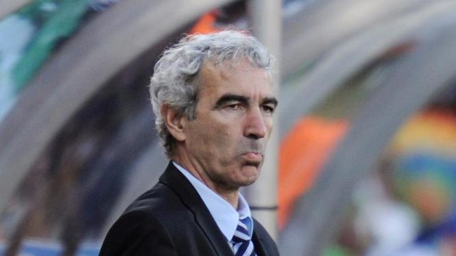 Pelatih Timnas Prancis, Raymond Domenech